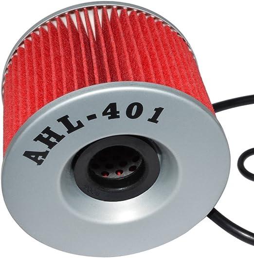 Ahl 401 Ölfilter Für Kawasaki Zr750 Zephyr 750 1991 1999 2001 2006 Zr7 750 1999 2003 Auto
