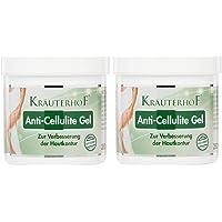 Krauterhof Anti-Cellulite Gel 250 Ml X 2 Adet - Selülit Karşıtı Jel
