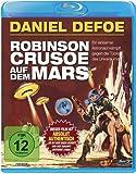 Jules Verne: Robinson Crusoe auf dem Mars [Blu-ray] [Import allemand]