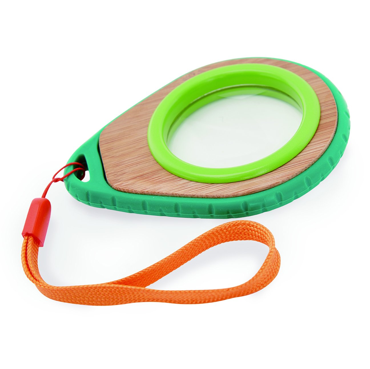 Hape Magnifying Glass and Whistle