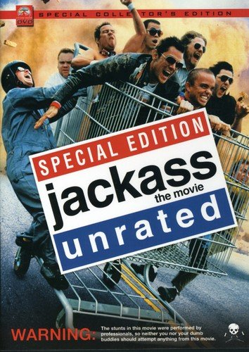 Jackass - The Movie (Unrated Special Collector's ()