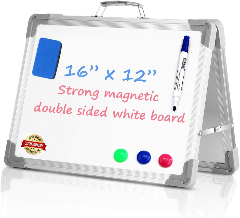 Small Dry Erase White Board 16