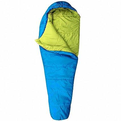 SUHAGN Saco de dormir Piscina Camping Bolsa De Dormir Saco De Dormir En Algodón Adulto 0