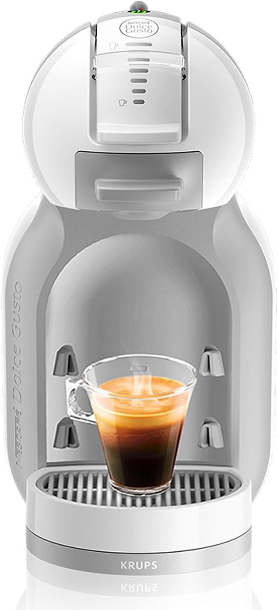 Krups Dolce Gusto Mini Me KP1201 - Cafetera de cápsulas, 15 bares ...