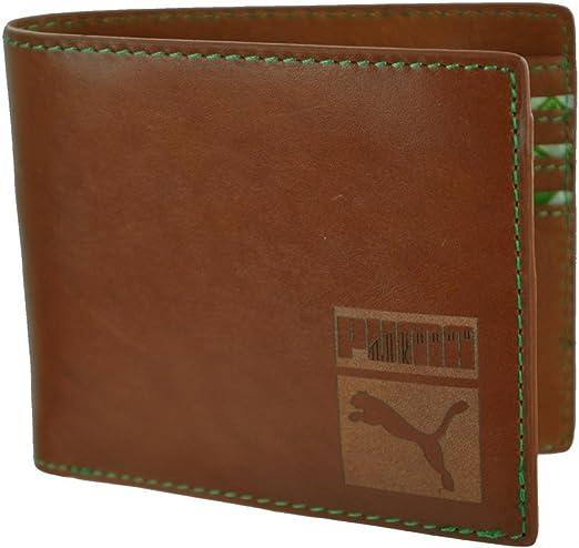 Puma Herren archive Moderne Cash Card Wallet (Genuine Leder