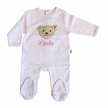 Baby Body bestickt mit Wunschname+