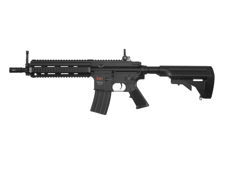 Fucile elettrico Airsoft - Fucile Rapid Fire carabina HK 416C con batterie e carica batterie, – max. 0, 5 joule - max. 0 Heckler & Koch