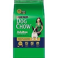 Ração Dog Chow Adulto Raças Pequenas Frango e Arroz - 15kg Purina para Todas Pequeno Adulto - Sabor Frango