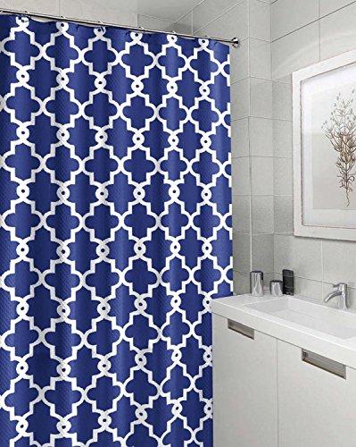 geometric patterned waterproof polyester fabric