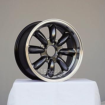 1 15x8 Rota RB 4x114.3 4 Royal Silver Wheel