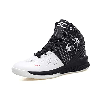 Amazon Com Hy Lovers High Top Basketball Shoes Pu Spring Fall