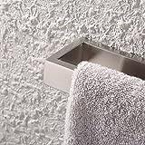 KES Bath Towel Holder Hand 10 Inch Towel Ring