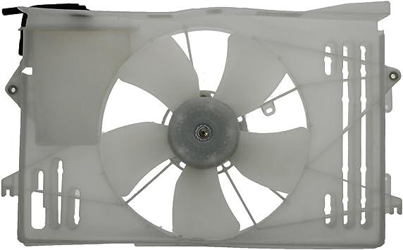 Radiator Cooling Fan /& Motor Assembly for Toyota Matrix Corolla Vibe 1.8L