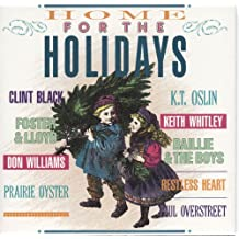 1. In a Manger - Baillie & the Boys 2. Merry Christmas, Mary - Paul Overstreet 3. 'Til Santa's Gone (I Just Can't Wait) - Clint Black 4. Blue Christmas - K.t. Oslin 5. Christmas List - Bill Lloyd/radney Foster 6. Little Drummer Boy - Restless Heart 7. Christmas in Jail - Prarie Oyster 8. O Come, All Ye Faithful - Don Williams 9. There's a New Kid in Town - Keith Whiley