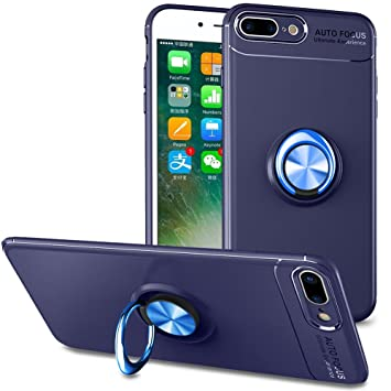 coque iphone 8 plus blue