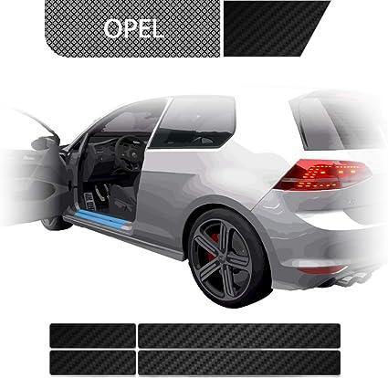 OPEL INSIGNIA B Sportstourer seuil carbone 3d noir