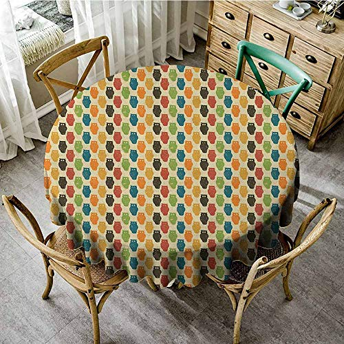 Rank-T Round Tablecloth net 67