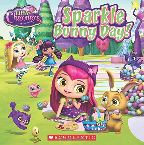 Sparkle Bunny Day! (Little Charmers