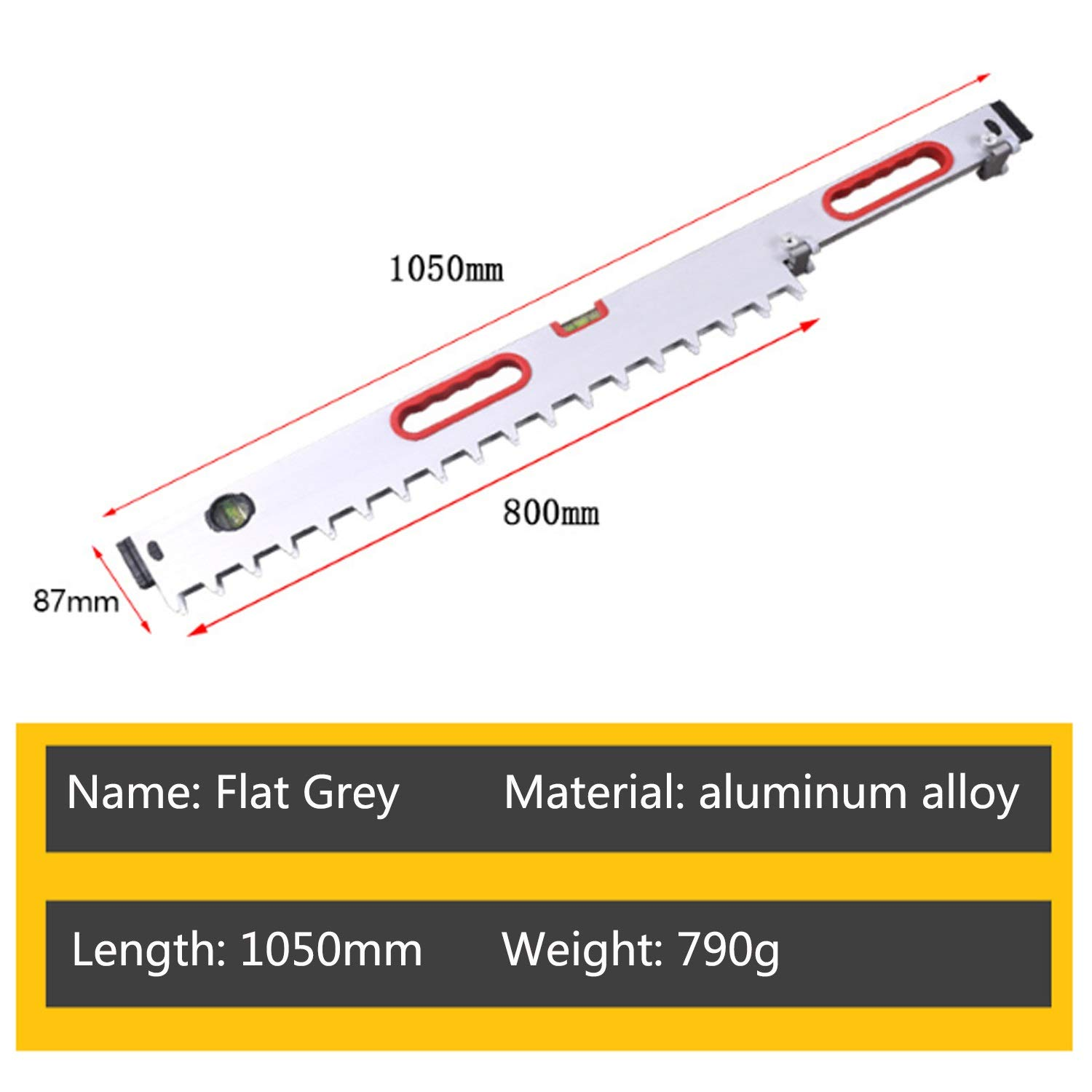 Your only family Practical New Tile Leveler Leveling Ash Leveler Paving Tile Tools Easy to Operate Saves Time and Effort Tile Leveling System High Precision Durable (Size : A5A02)