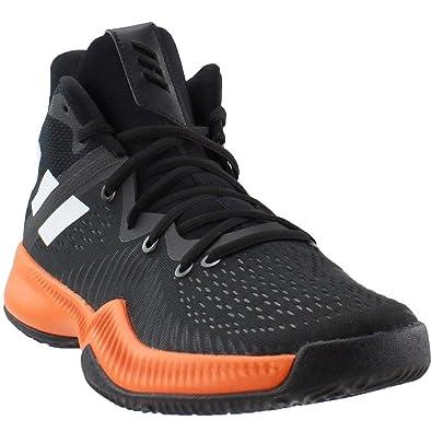 half off ea8d8 0e3f0 Amazon.com   adidas Mens SM Mad Bounce NBA NCAA BK Athletic   Sneakers Black    Shoes