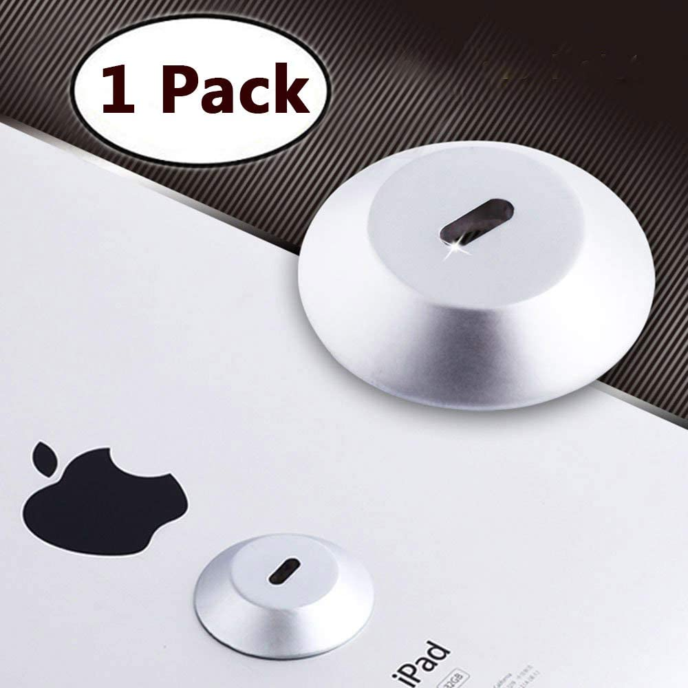 Adhesive Security Plate Security Slot Adhesive Plates for Laptop, Tablet and Other Devices,1 Pack