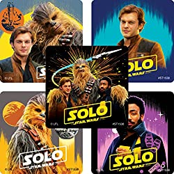 Solo: A Star Wars Story Movie Stickers - Prizes and Giveaways - 100 per Pack