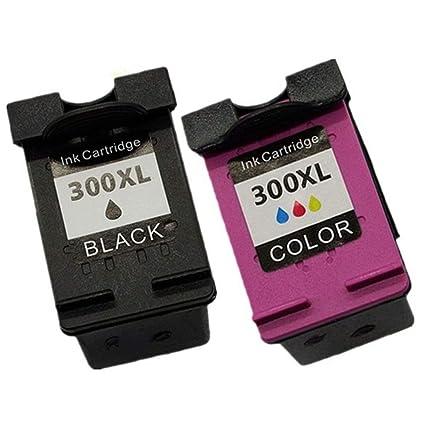 Cartuchos de tinta remanufacturados sin nombre para HP 300 XL ...
