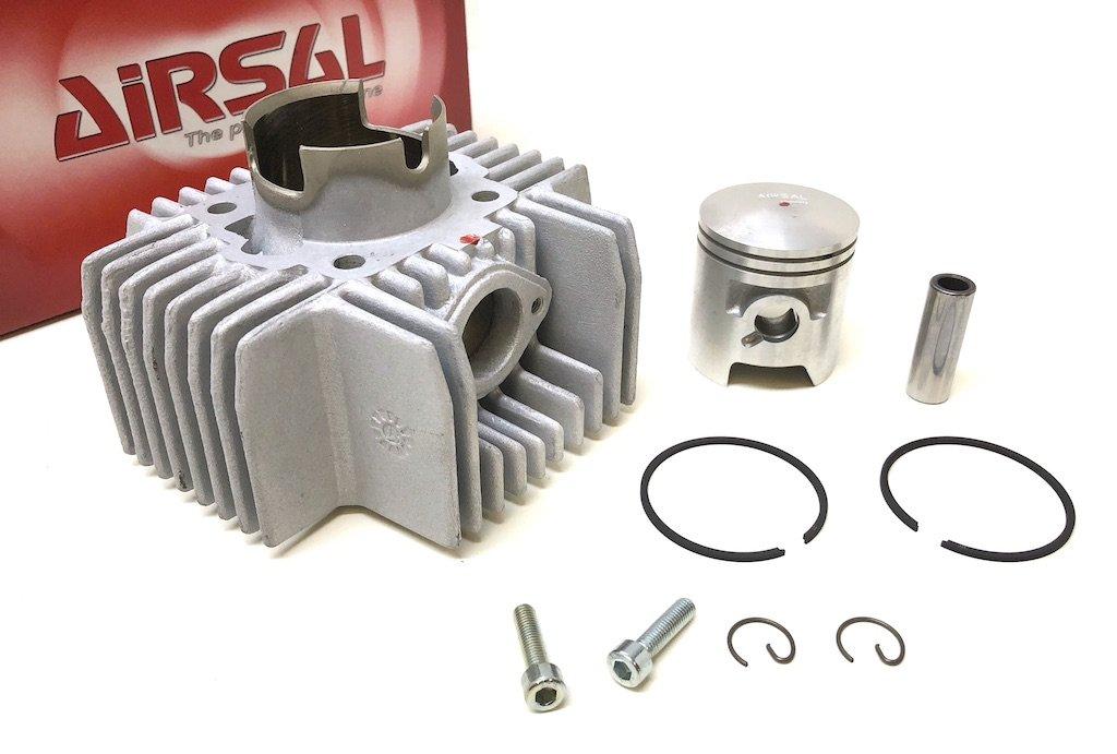 59 ccm Kit cilindro AIRSAL Sport Morini M1, M101 motoesa M101motoesa SP19036869-13