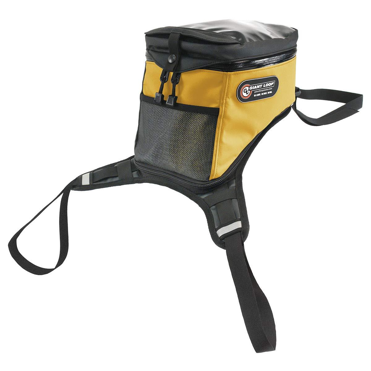 Giant Loop Fandango Pro Tank Bag - Yellow