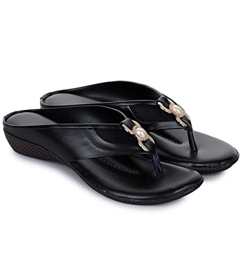 Buy DICY Flat Sandals for Women Or