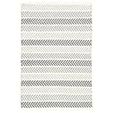 LR Resources ALTAI03453GRY5079 Altair Area Rug LR03453-GRY5079 Rectangle Set of 3-5 x 7 9 in, 2 x 8 2 x 3 ft Indoor, 5' x 7'9''/2' x 8'/2' x 3' , Gray