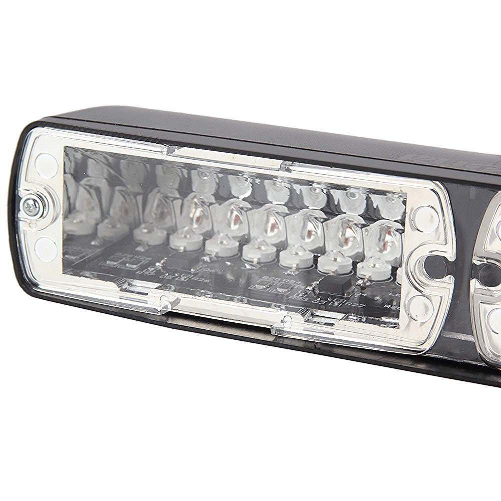 Linchview 16 LED High Intensity LED mit 18 Strobe-Muster Law ...