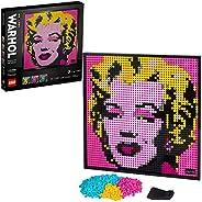 LEGO Kit de construcción Art 31197 Andy Warhol's Marilyn Monroe (3341 Piezas)