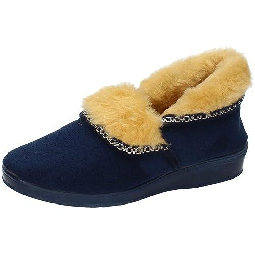 2020 Zapatillas Casa Chapines Mujer Zapatos Borrego 0yNPvmnwO8
