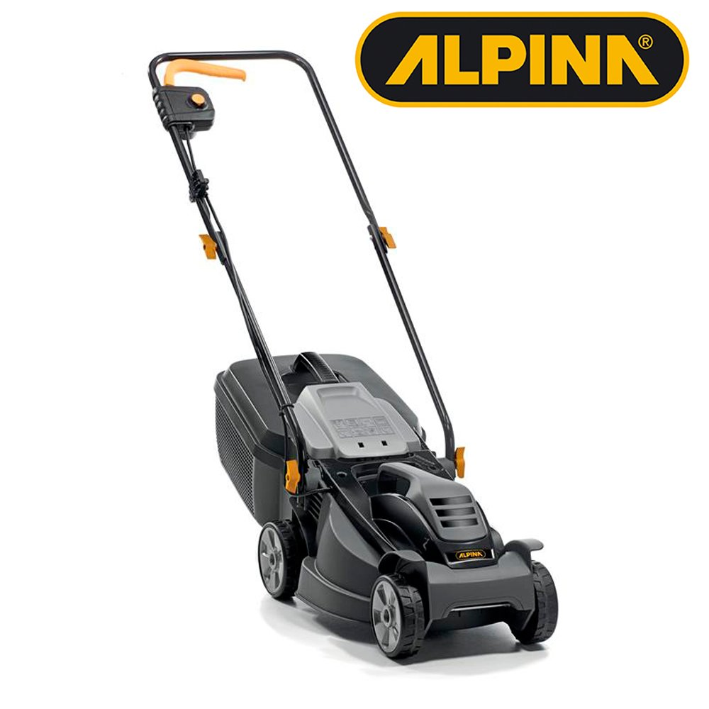 Cortacesped electrico ALPINA BL320 1000W: Amazon.es: Jardín