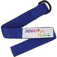 Micro-7E-EIKI-BHHQ Blue Scoot 'n Pull, Color Azul, Talla