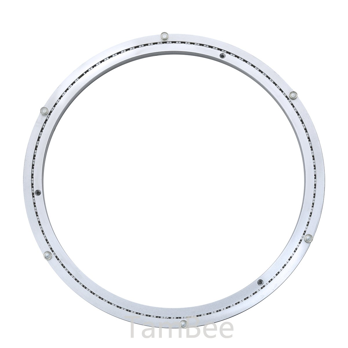 TamBee Heavy-Duty Mute 20 Inch Aluminum Lazy Susan Bearing Turntable Ring Swivel Plate Hardware for Heavy Loads by TamBee