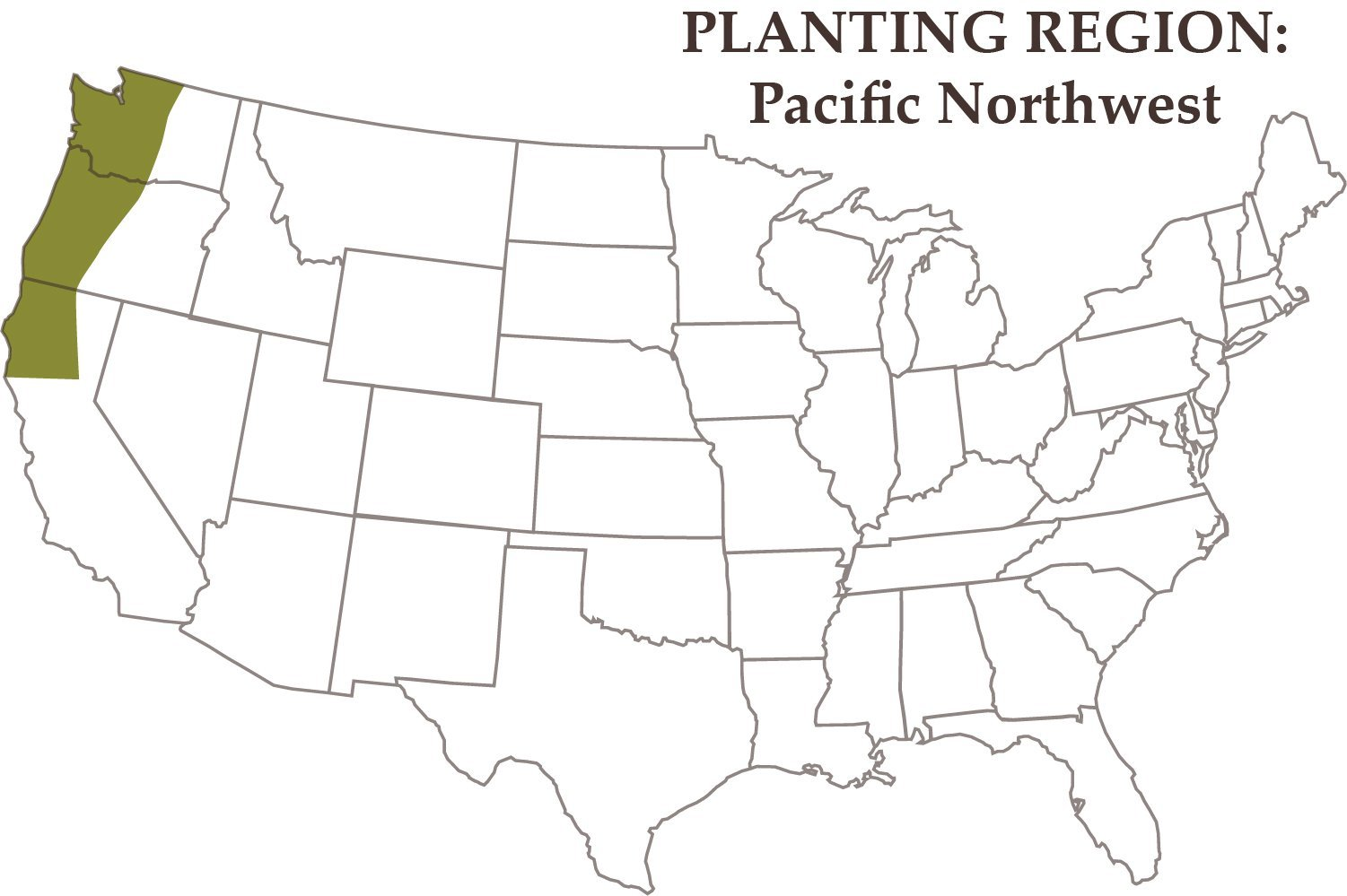 Pacific Southwest Horse Pasture Seed (1.5 Acre) by Nature's Seed (Image #1)