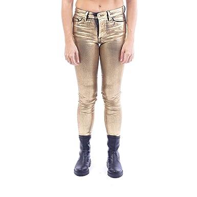 silueta Catástrofe Persona responsable  Liu Jo Luxury Fashion Mujer U69013D401987208 Oro Jeans | Otoño ...