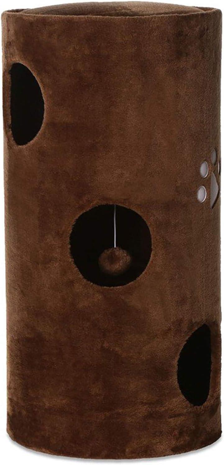 Dibea KT00951 Tonelada Torre Rascador para Gatos, 78 cm, Altura ...