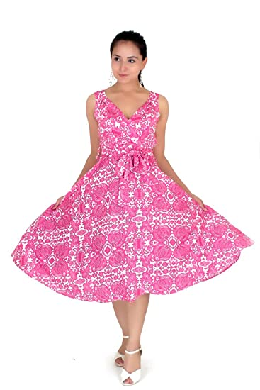 Dress 40s 50s Swing Vintage Rockabilly Ladies Womens Party Plus Size