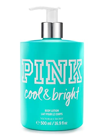 d449f62062 Image Unavailable. Image not available for. Color  VICTORIA S SECRET PINK  COOL   BRIGHT BODY LOTION ...