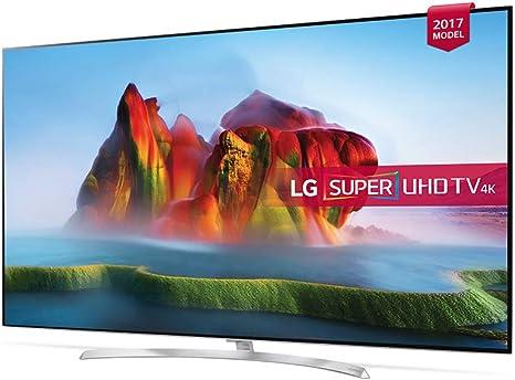 TV LED 65 LG 65SJ950V 4K Super UHD Smart TV - TV LED - Los Mejores Precios: Amazon.es: Electrónica