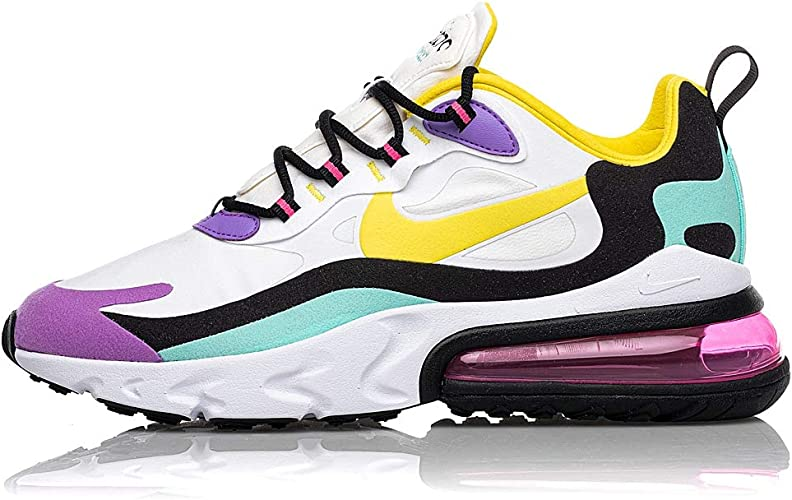 Nike Air Max 270 React AO4971101, Basket: Amazon.fr ...