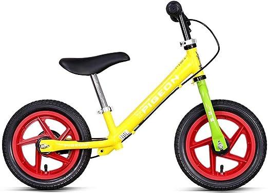 WYX Niños Bicicletas De Equilibrio Bicicletas para Bebés Paseo En ...