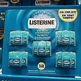Listerine Pocket Paks Pack of 15 x 24, 360 Count