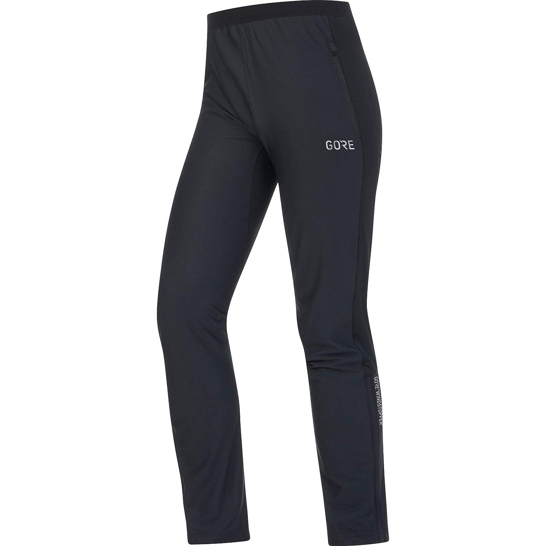 GORE Wear R3 Men's Trousers GORE WINDSTOPPER, S, Black