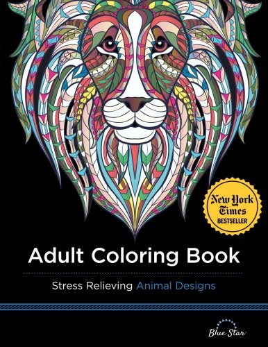 best adult coloring book - 9