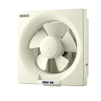 Usha Crisp Air 200mm Ventilating Fan (Ivory)