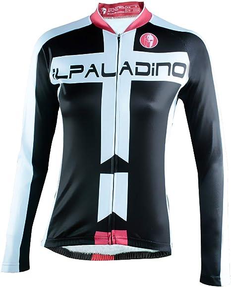 Maillot Ciclismo Mujer Bike Jersey Shirts Ropa Deportiva de Manga ...